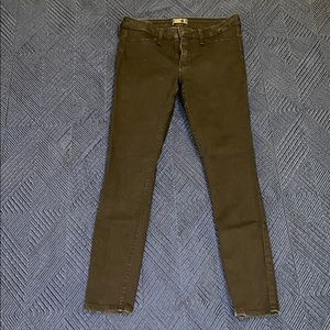 Jeggings size 6S! Worn once but in mint condition
